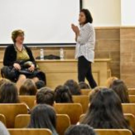 """""""O día que as mulleres gobernemos o mundo, todo será distinto"""". Educación para a Igualdade"""